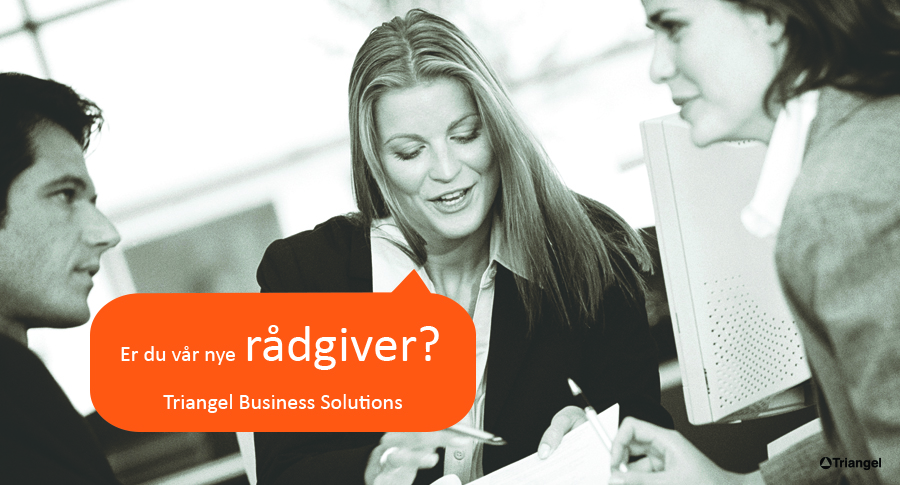 Ny rådgiver_Triangel Business Solutions